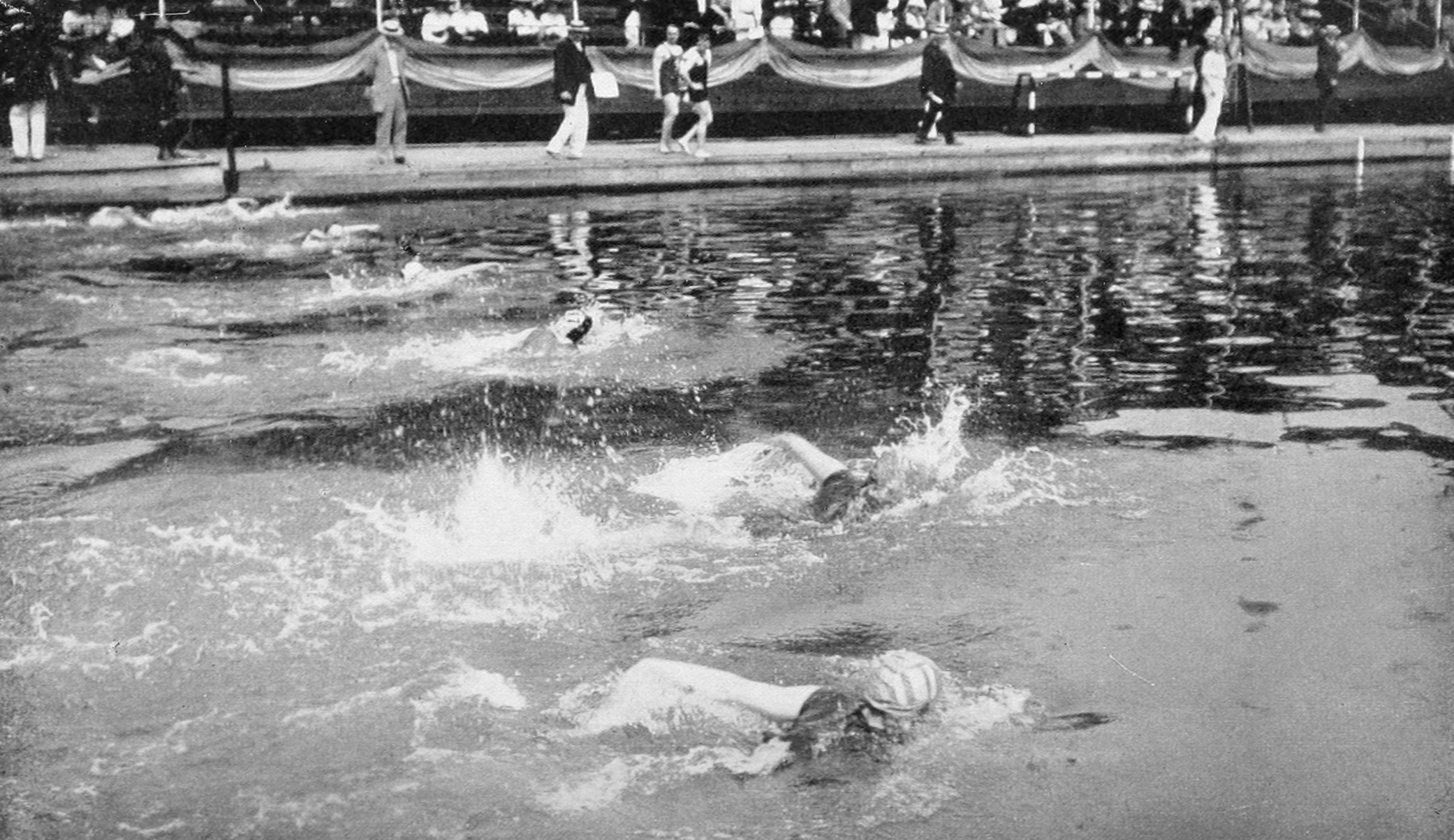 Women at the Olympics – Women In Swimming